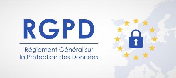 [Rappel] Règlement général sur la protection des données (« RGPD »)